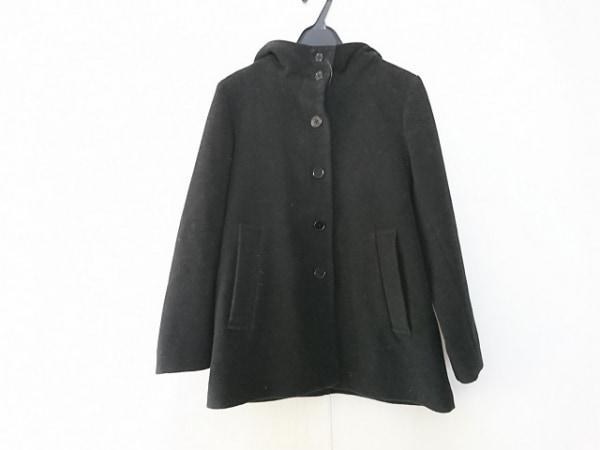 LAMARINEFRANCAISE(マリンフランセーズ) コート サイズ1 S レディース 黒 冬物