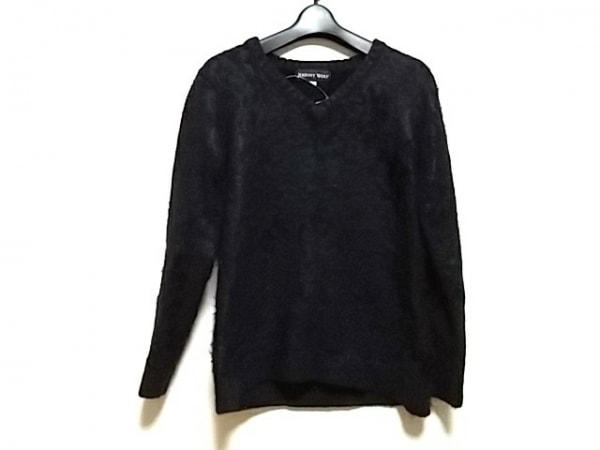 ジョニーウルフ 長袖セーター サイズ2 M 黒