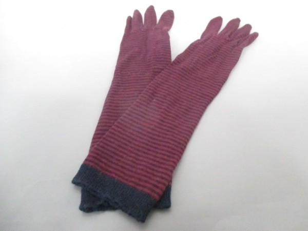 ALPO(アルポ) 手袋 レディース ボーダー