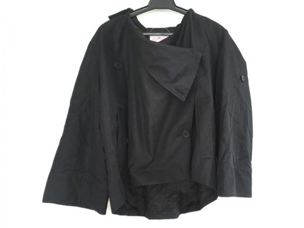 ジュンオカモト コート レディース 黒