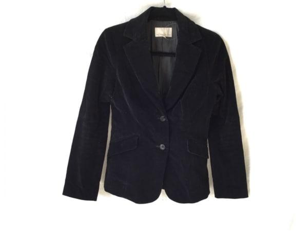 エムプルミエ ジャケット サイズ38 M 黒