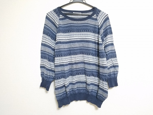 エリベ 長袖セーター サイズS レディース