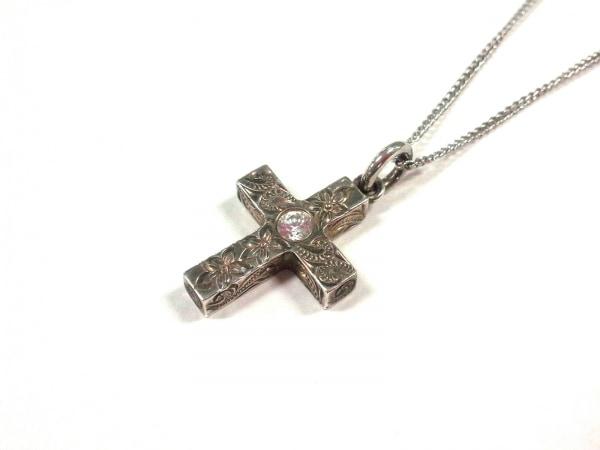 LONO(ロノ) ネックレス美品  クロス