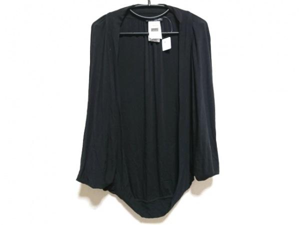 リュージョー カーディガン サイズ46 XL 黒