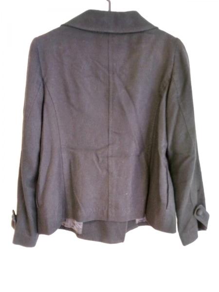 Rouge vif(ルージュヴィフ) コート サイズ2 M レディース 黒 ショート丈