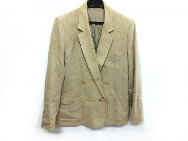 コルディア ジャケット サイズ9 M ベージュ