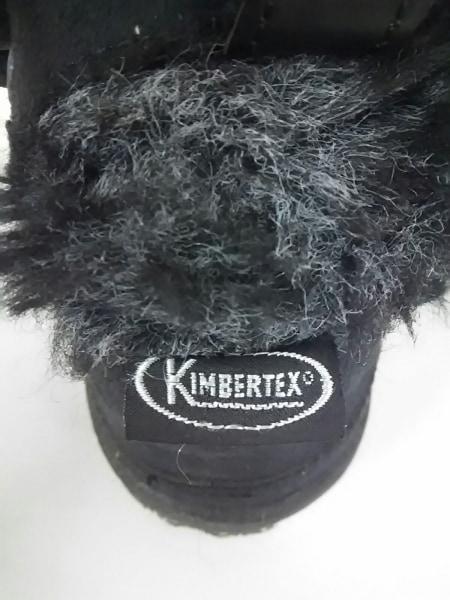 キンバーテックス ブーツ 37 レディース 黒