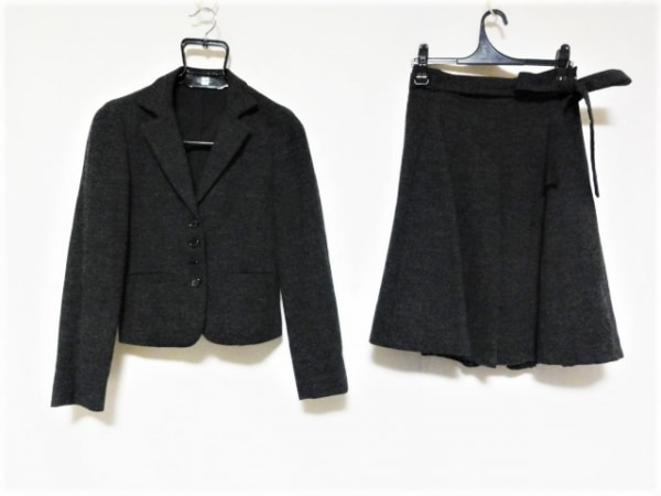 キヨコタカセ スカートスーツ サイズ7 S