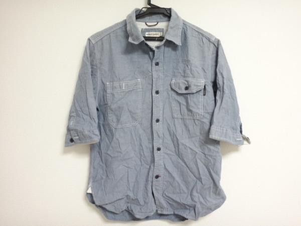 セダークレスト 半袖シャツ サイズS メンズ