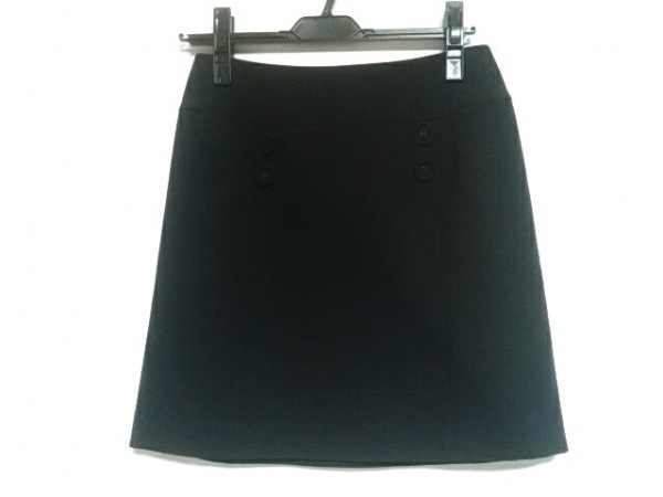 フォクシーニューヨーク ミニスカート サイズ40 M レディース美品  レトロ 29163