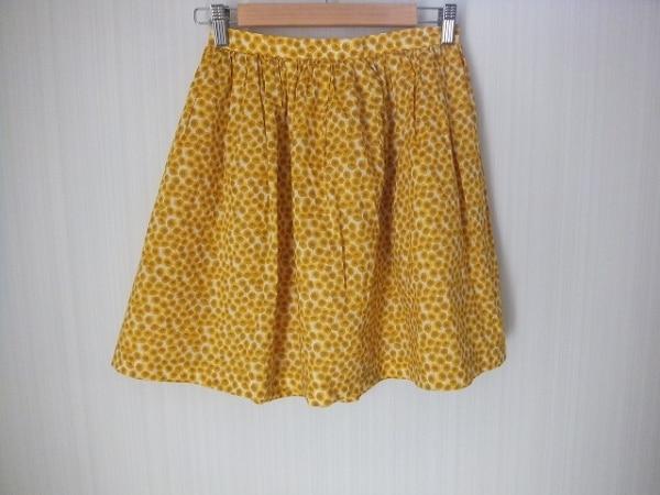 アイボリーコート スカート サイズ36 S