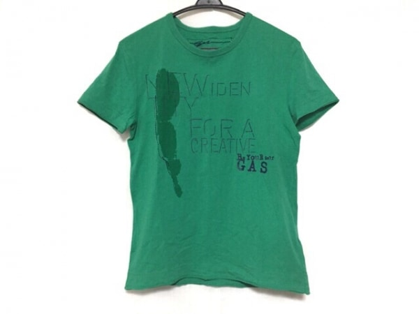 GAS(ガス) 半袖Tシャツ レディース美品