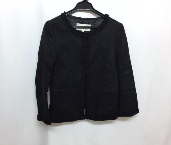 ルージュフォンセ ジャケット サイズ1 S 黒