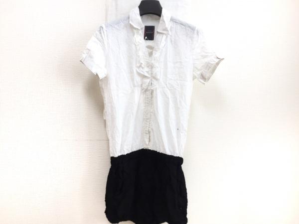 メイソンギルフィ オールインワン 白×黒