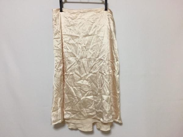ロレーナ アントニアッジ スカート サイズ40 M レディース ベージュ