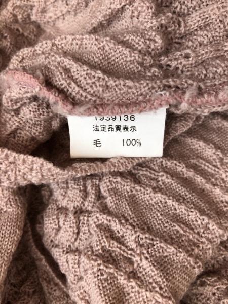 ハーモニカ 長袖セーター レディース