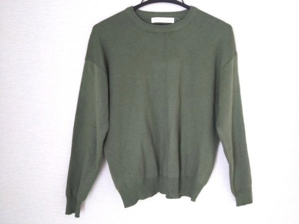 センスオブプレイス 長袖セーター