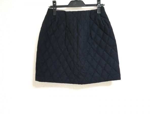 ブラックアンドブルー スカート サイズ0 XS
