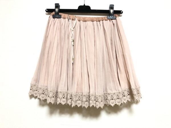 ココディール スカート サイズ2 M プリーツ