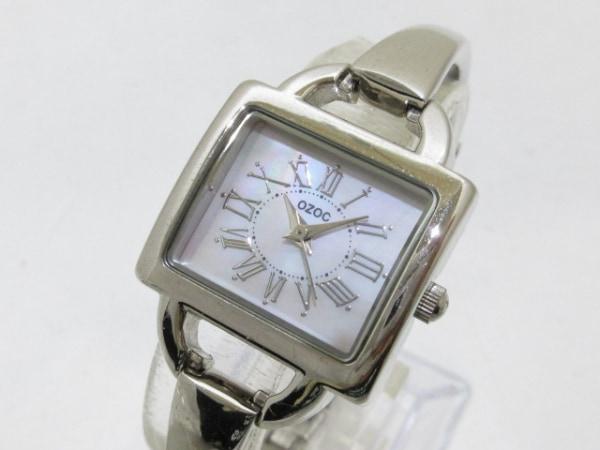 OZOC(オゾック) 腕時計 - レディース 白
