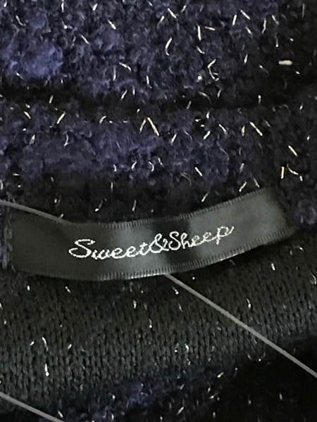 スイート&シープ 長袖セーター レディース