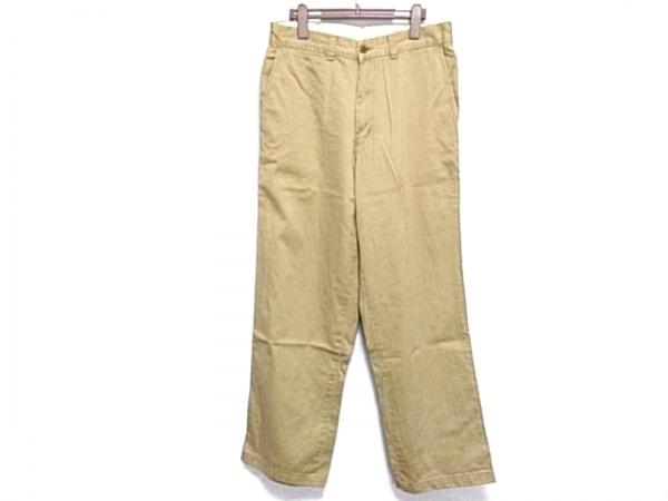 ショット パンツ サイズ31 メンズ ベージュ