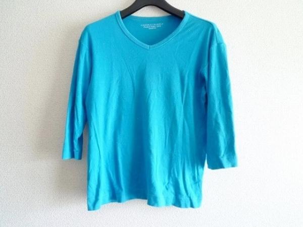 シップスジェネラルサプライ 七分袖Tシャツ