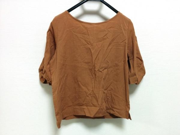 オペーク 七分袖カットソー サイズM CLIP
