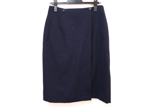 リズクレイボーン 巻きスカート レディース