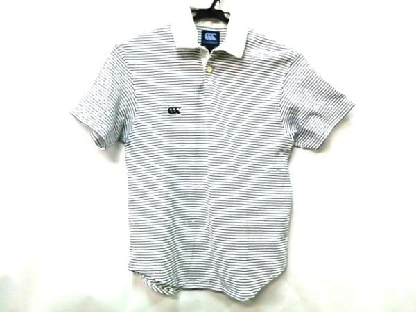 カンタベリー 半袖ポロシャツ サイズL