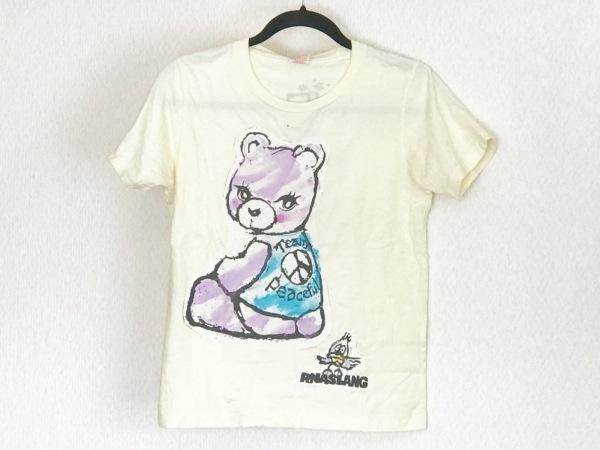 アールエヌエー 半袖Tシャツ サイズM 熊