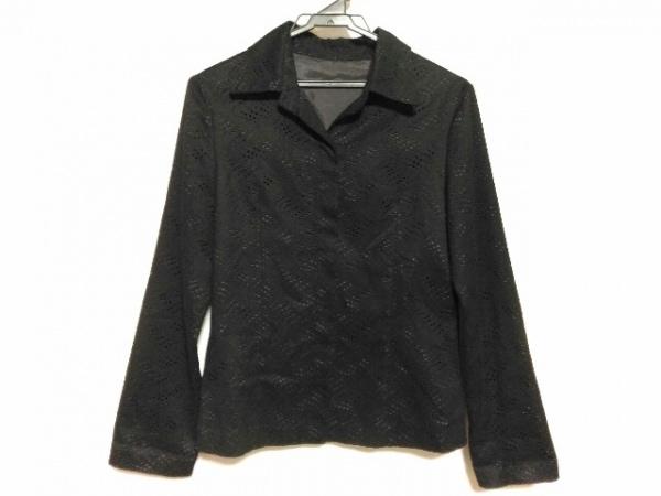 カサアミカ 長袖シャツブラウス サイズ11 M