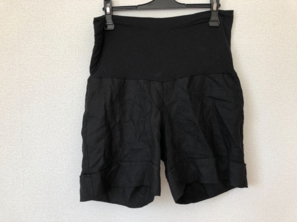 オリアン ショートパンツ サイズS 黒