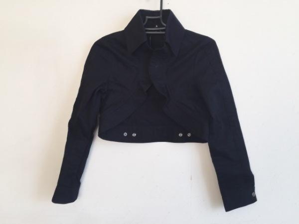 ベーセッツ ジャケット サイズ0 XS 黒