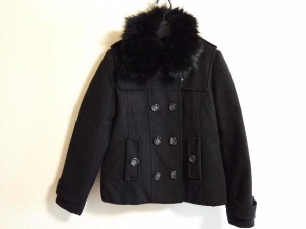 シニカル コート サイズ2 M レディース 黒