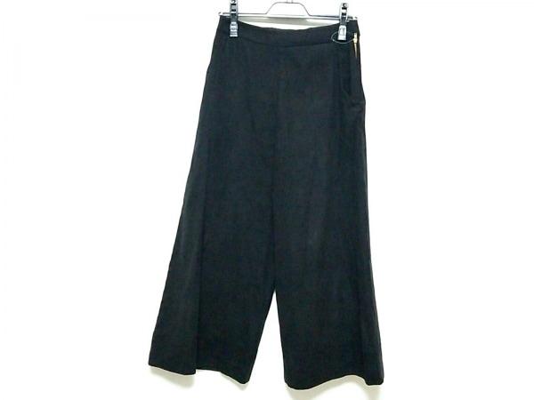 ルクールブラン パンツ サイズ36 S 黒