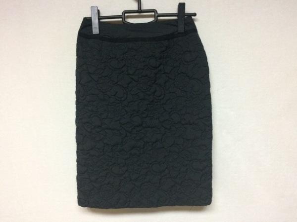フランコフェラーロ スカート サイズ2 M 黒