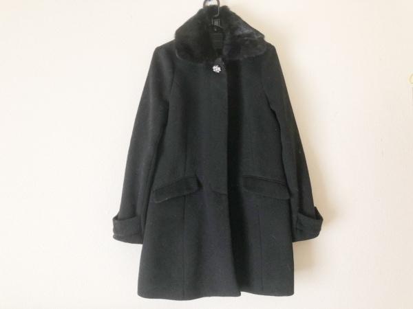 マーキュリーデュオ コート サイズF 黒