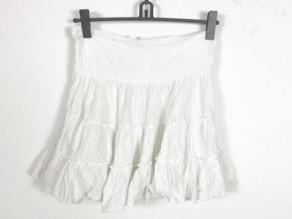 カロリーナケー ミニスカート サイズS美品