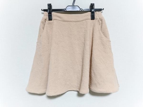 オンザカウチ スカート サイズFree F美品
