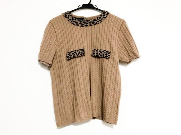 リネア 半袖セーター レディース美品