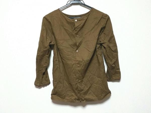 コニー 七分袖シャツブラウス サイズ9AR S