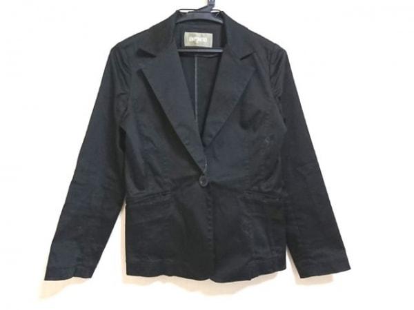 インフィニート ジャケット サイズM 黒