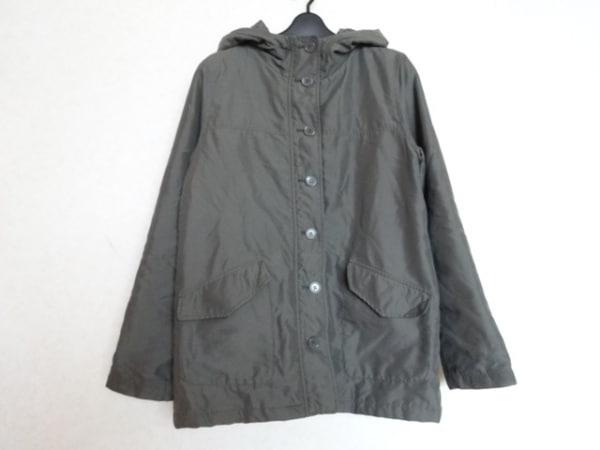サンカンシオン コート サイズ3 L カーキ