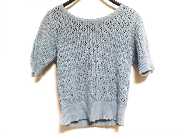 ミー&ミークチュール 半袖セーター