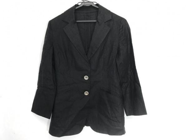 ウッドぺッカー ジャケット サイズ38 M 黒