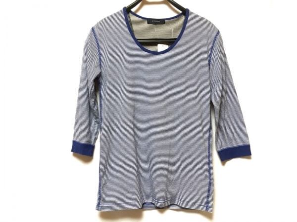 レイジブルー 七分袖Tシャツ サイズM
