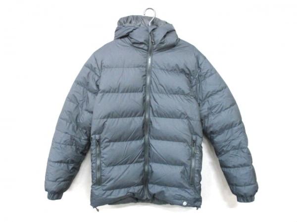 AURA(オーラ) ダウンジャケット サイズS メンズ美品  黒 冬物 1