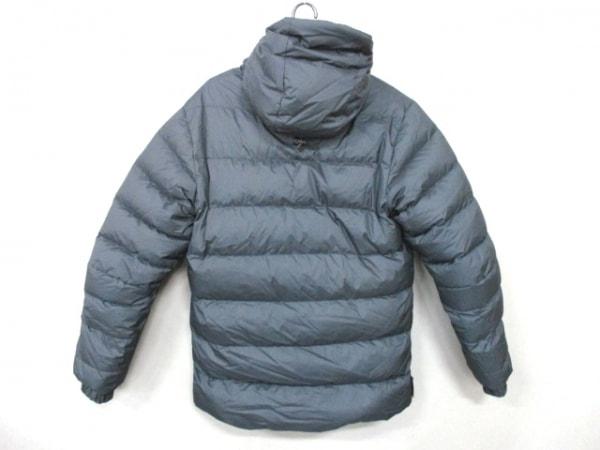 AURA(オーラ) ダウンジャケット サイズS メンズ美品  黒 冬物 2