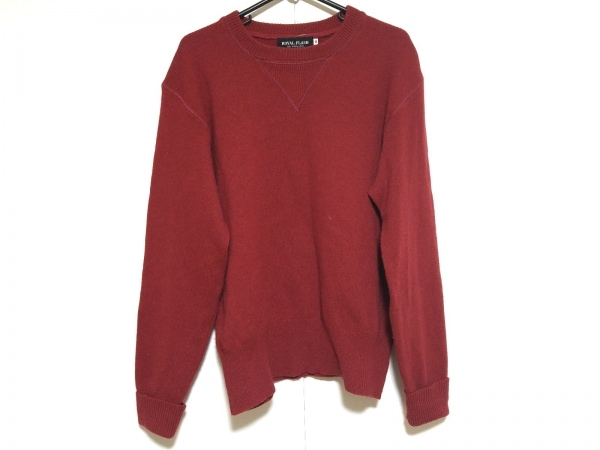 ロイヤルフラッシュ 長袖セーター サイズM